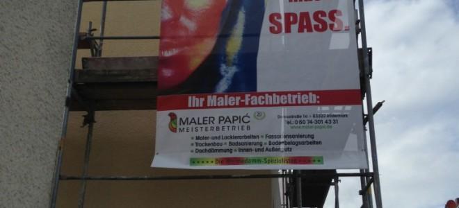 Fassadensanierung, Eppertshausen